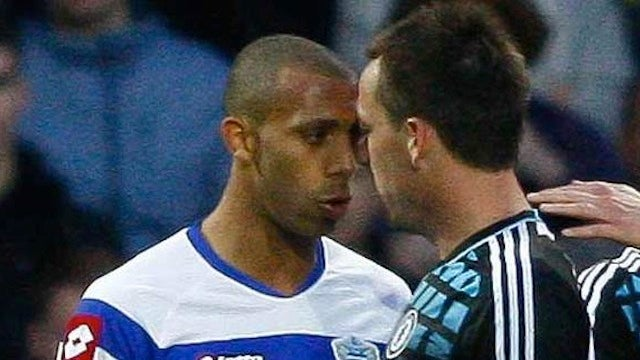 Who's Racist In English Soccer This Week?