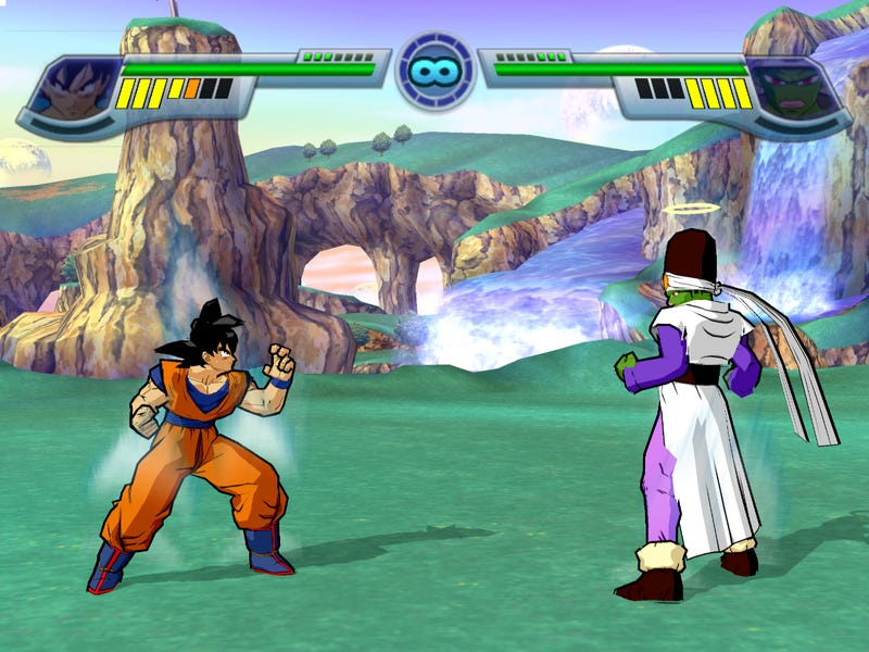 Hands On: Dragon Ball Z: Infinite World – Gah! Too Many Colons!