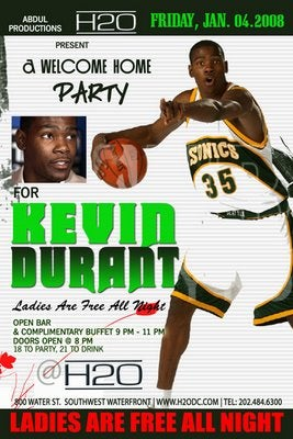 Kevin Durant Is Superbad