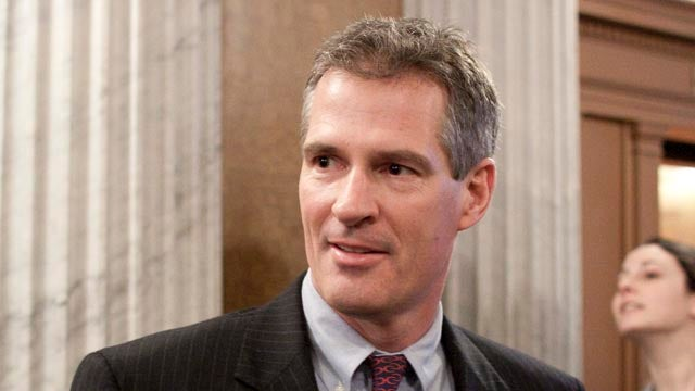 Scott Brown's Step-Father Challenges Abuse Claims