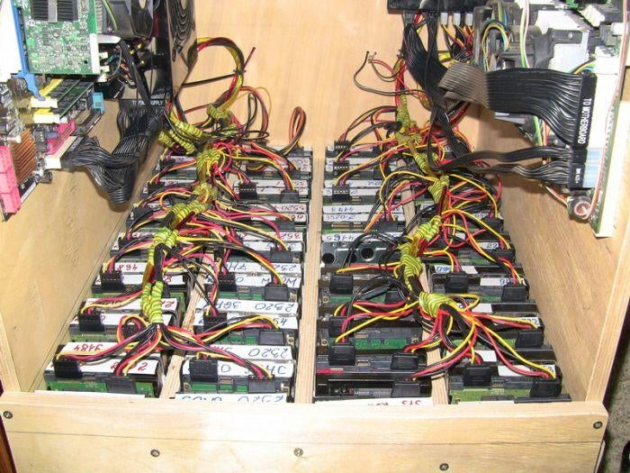 70-Terabyte Homemade Computer Can Hold 24 Million Songs