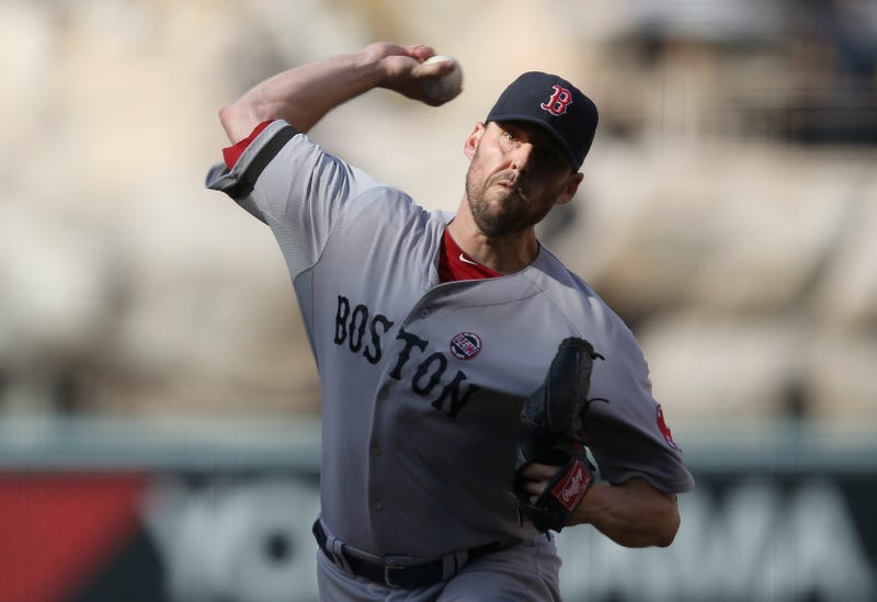 Don't Look Now, But John Lackey Is Good Again
