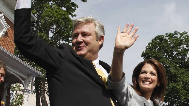 Marcus Bachmann Threatens to Straight Up Sue Gay Rights Activist