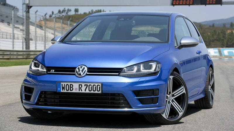 R&T's full performance numbers on the Euro-spec 2015 VW Golf R