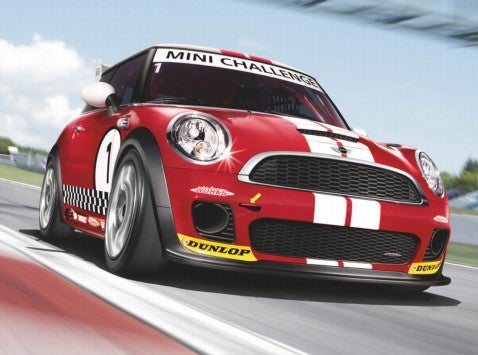 Mini to Reveal JCW Challenge Edition in Frankfurt