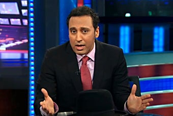 Did The Daily Show Ask Aasif Mandvi to Stop Talking About Muslim Extremism?