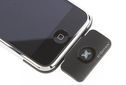 iPhone Gets Stereo Bluetooth A2DP Adapter