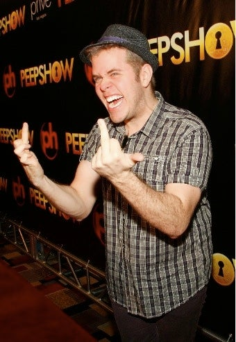 Perez Hilton Wishes He Hadn't Used That Gay Slur (But Still Isn't Sorry)