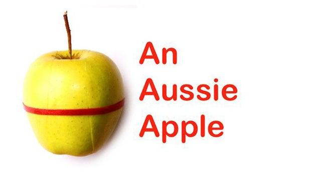 Aussie Apple Technique Keeps Apple Slices Handy and Unoxidized