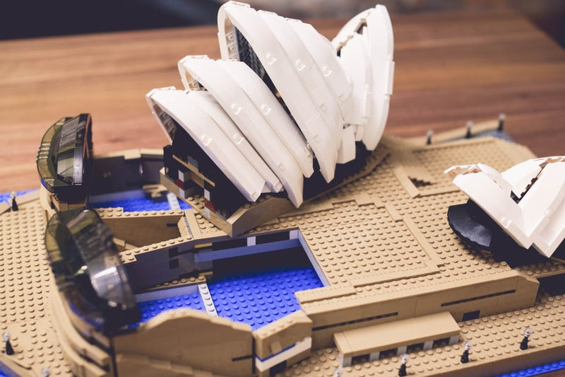 Review: Lego Sydney Opera House is 2,989 bricks of awesome
