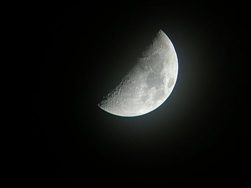 The Moon Is Our Personal Art Project
