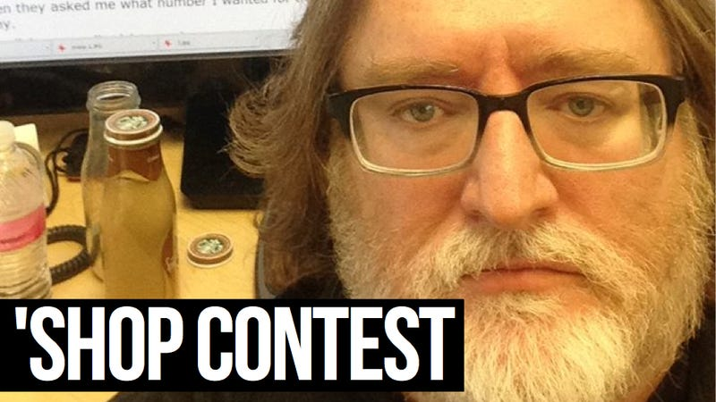 Kotaku 'Shop Contest: Gabe's Gaze