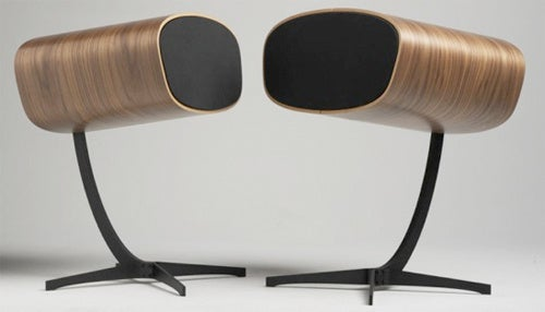Davone Ray Speakers Look Like Eames Chairs For Ears