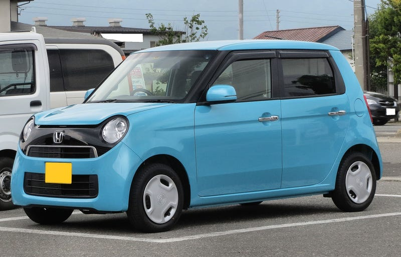 The weird, wonderful and cute world of Japan's top 50 cars