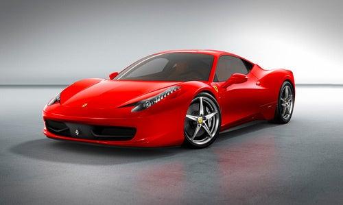 Ferrari 458 Italia Pricing To Start At $240,000