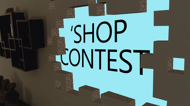 Kotaku 'Shop Contest: Behind Microsoft's Holographic Wall