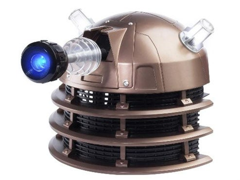 The Dalek Voice Changing Helmet Will Exterminate Your Love Life
