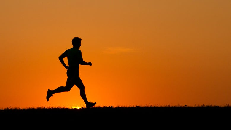 Runners' Highs Evolved to Make Us Better Hunter Gatherers