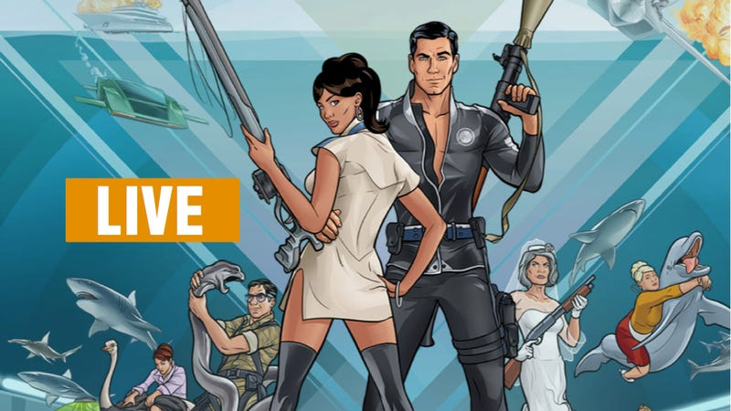 Ask Two Of The Guys Behind Archer Anything You Want