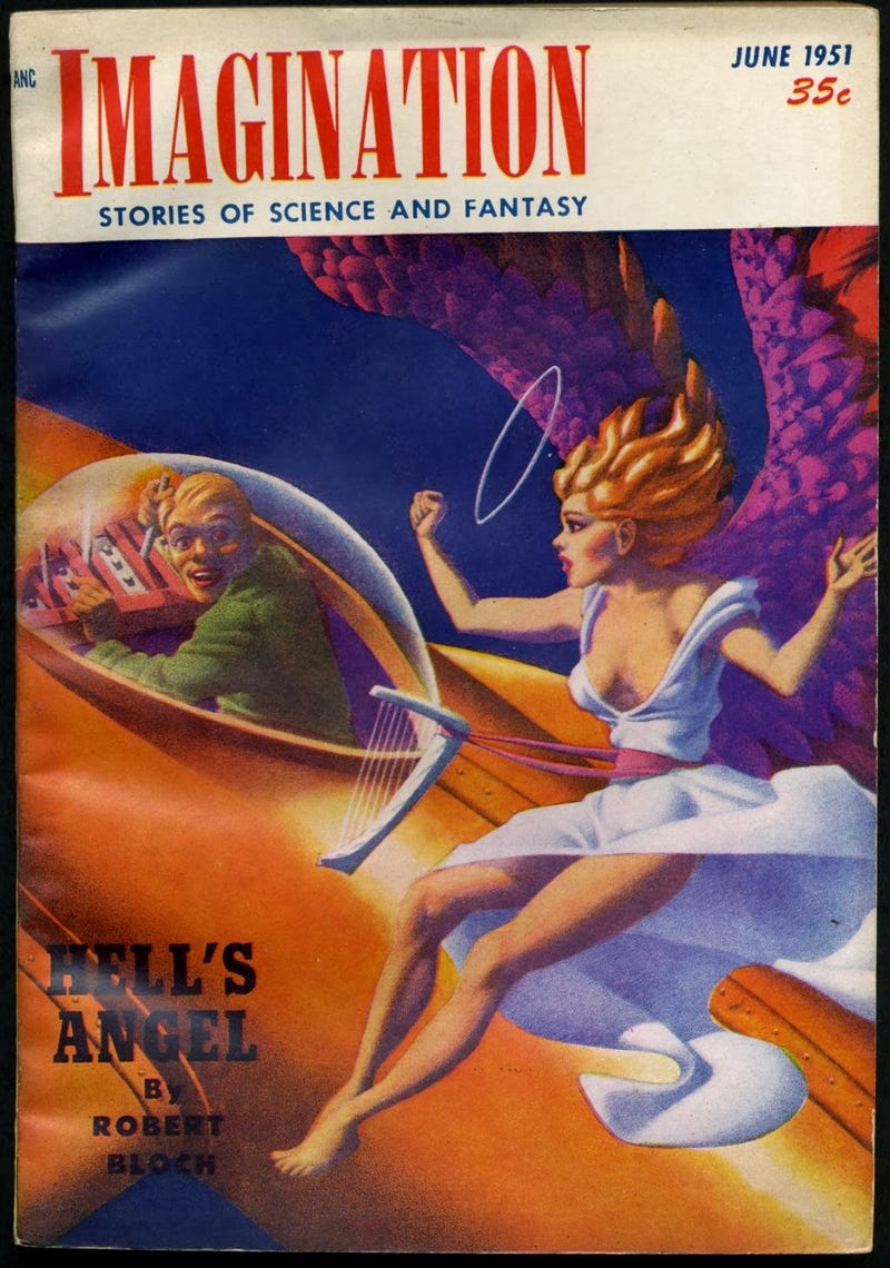 Our New Favorite Source for Pulp Science Fiction Art!