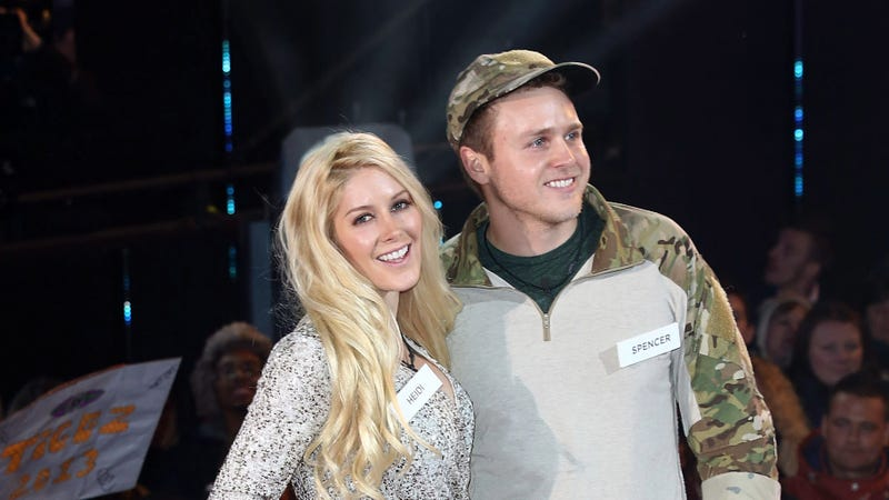 Spencer Pratt and Heidi Montag Are Doomsday Preppers, Spent Their Entire $10 Million Fortune on Saltines and Butlers