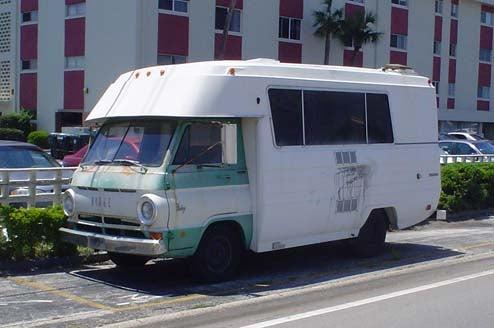 Who Needs A Big SUV? Dodge A100-Based Balboa Camper