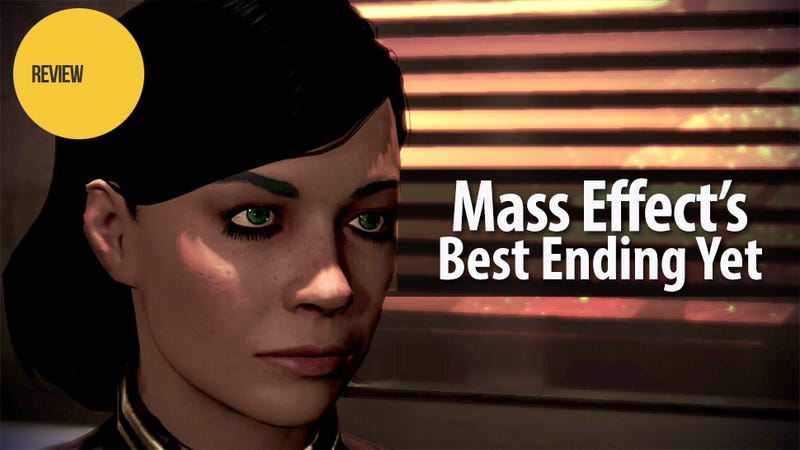 Mass Effect 3: Citadel: The Kotaku Review