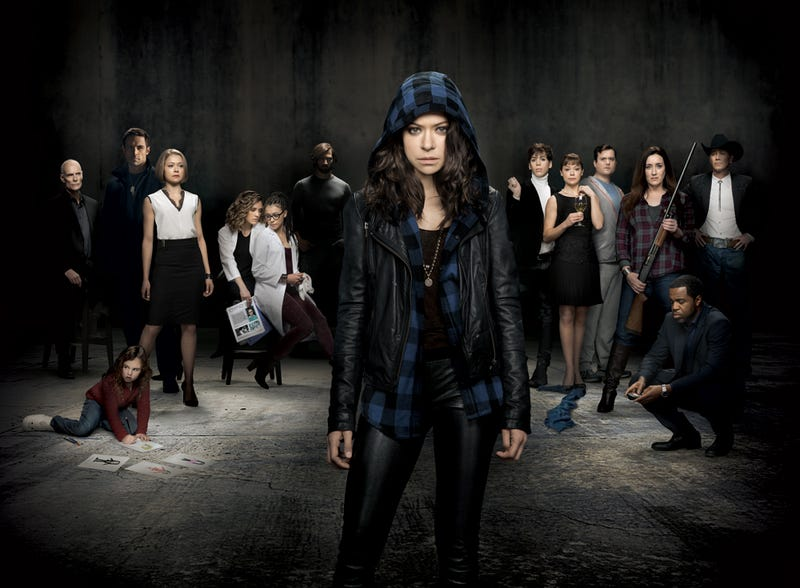 Meet Orphan Black's newest clone!