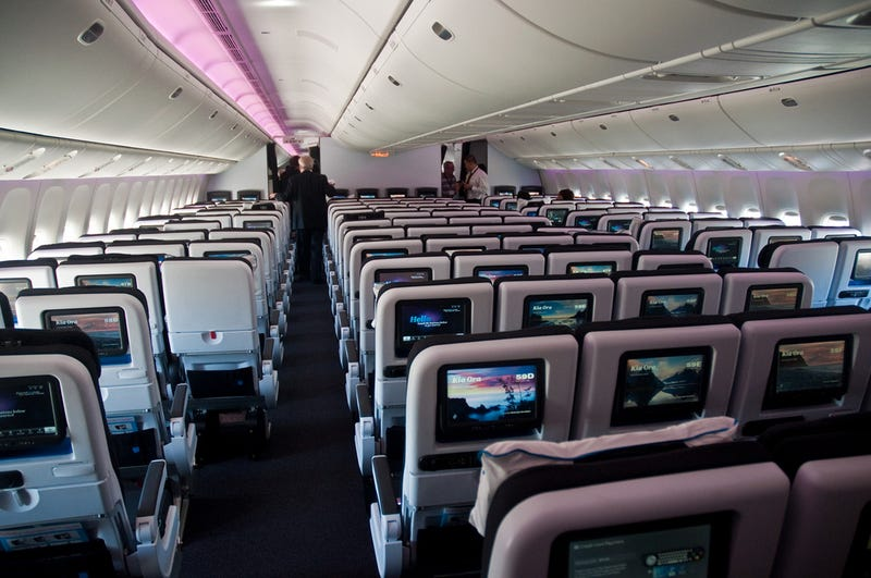 The Ten Best Airline Coach Seats