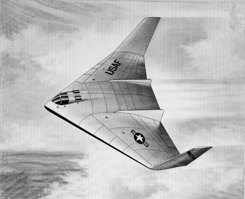 So What Were Those Secret Flying Wing Aircraft Spotted Over Texas?