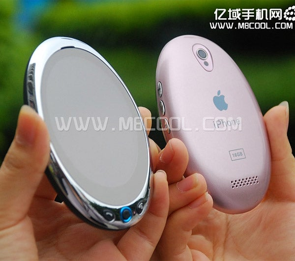 """Leady Apple"" Phone Shows Off Chinese iPhone Knockoff Industry's Softer Side"