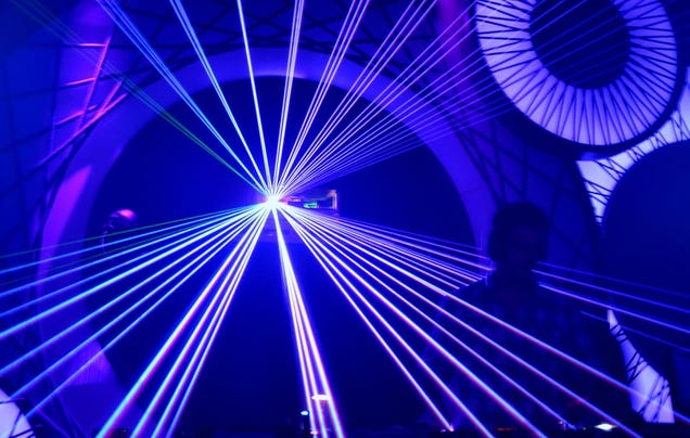 Shooting Challenge: Lasers Gallery 1