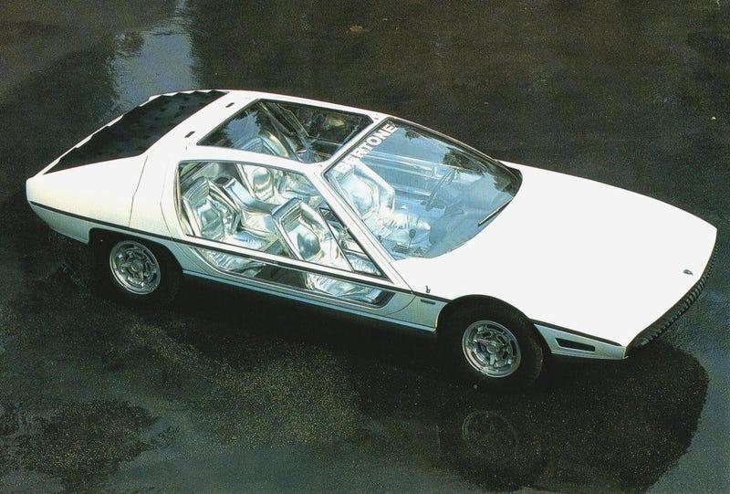The 1967 Geneva Motor Show