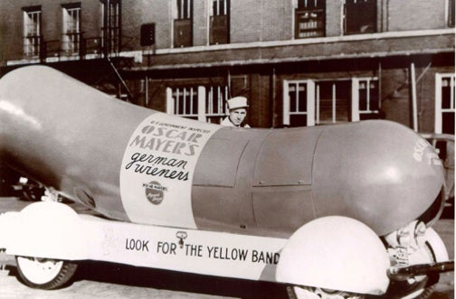 Ten-Pack Of Dogs: History Of The Wienermobile