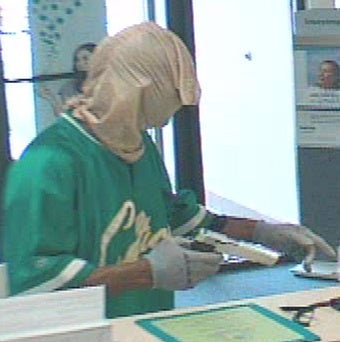 How to Thwart a Bank Robber: Rudeness
