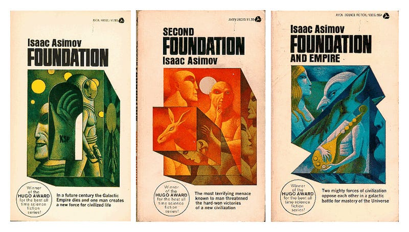 21 Books That Changed Science Fiction And Fantasy Forever