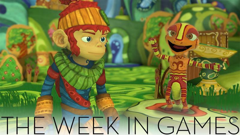 The Week In Games: Platform Jumping