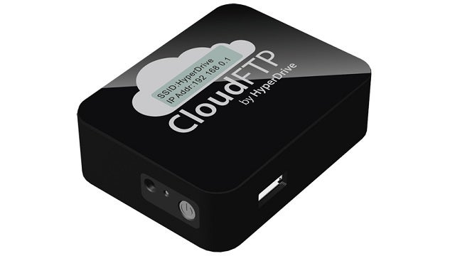 CloudFTP Wi-Fi Enables Just About Anything