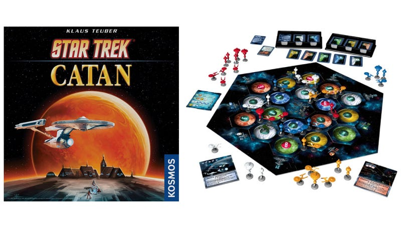 The Settlers Of Catan Boldly Goes Where No Man Has Gone Before
