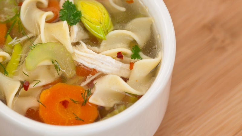 Flu Pandemic Causes Soup Delivery Explosion