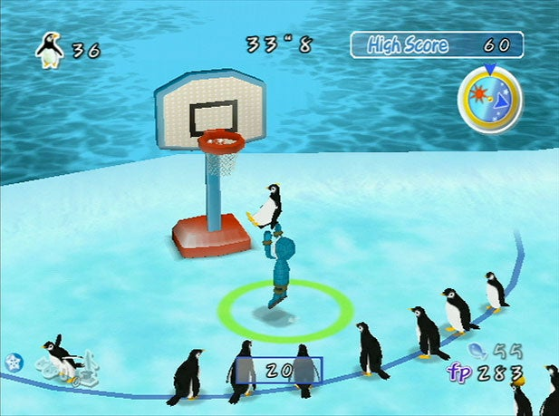 The Nintendo Download: Shooting Penguins From The Free Throw Line