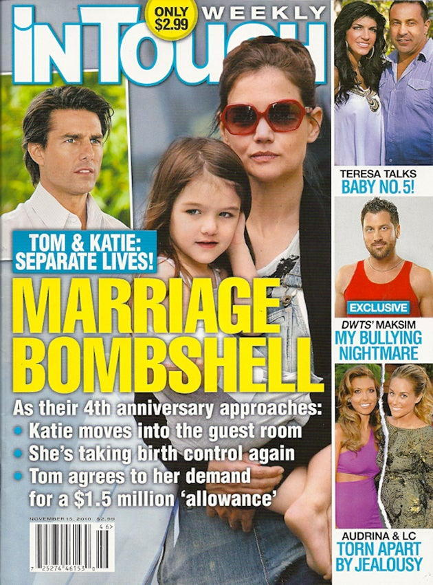 This Week In Tabloids: Miley's Mom Gets Slut-Shamed