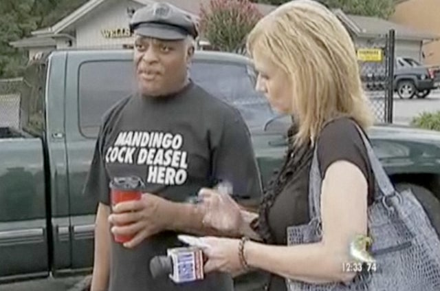 "Today Was The Day ""Mandingo Cock Deasel"" Became An American Hero"