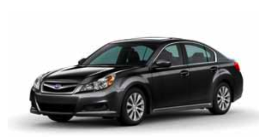 2010 Subaru Legacy: Bigger, Longer And Taller