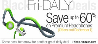"Amazon Misunderstands ""Friday,"" Starts Black Friday Deals Now"