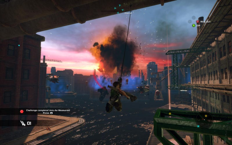 All The Bionic Commando Screens You Can Eat