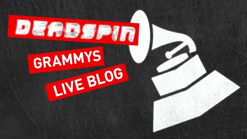 Your Grammys Live Blog