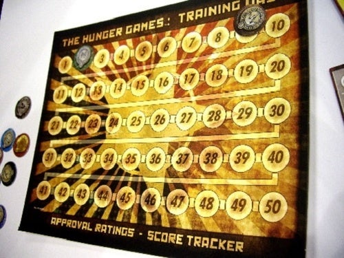 Bid for Victory in Hunger Games: Training Days