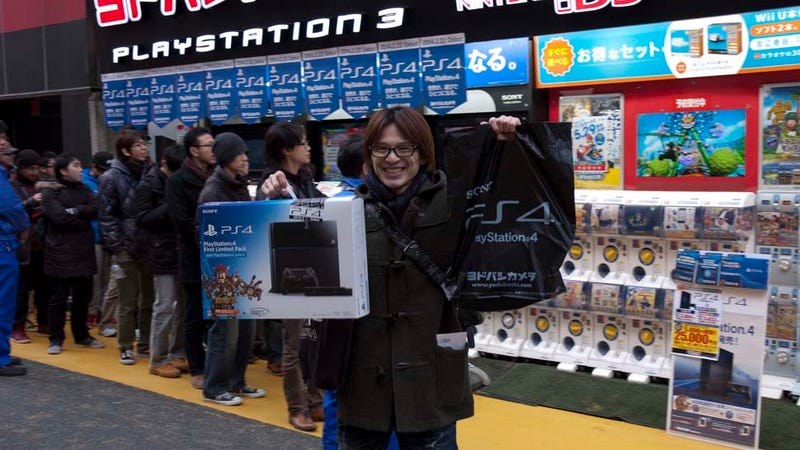 Quizzing Japanese PS4 Owners About Games and Console Preferences