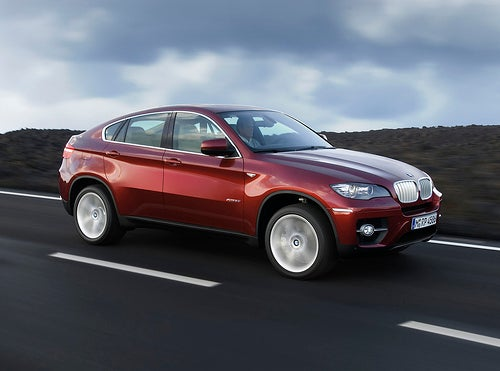 BMW X6 Pricing Makes Tall Wagon A Tall Order Starting At $52,000